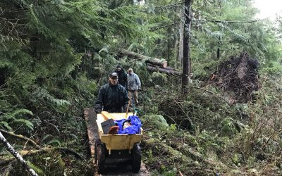 Trail Building Day